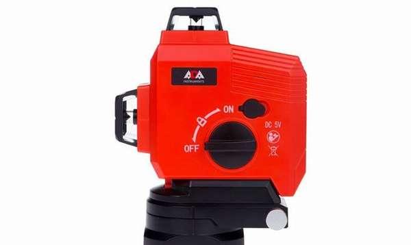 Лазерный линейный нивелир ADA TOPLINER 3x360 обойдется вам в 16500 рублей.