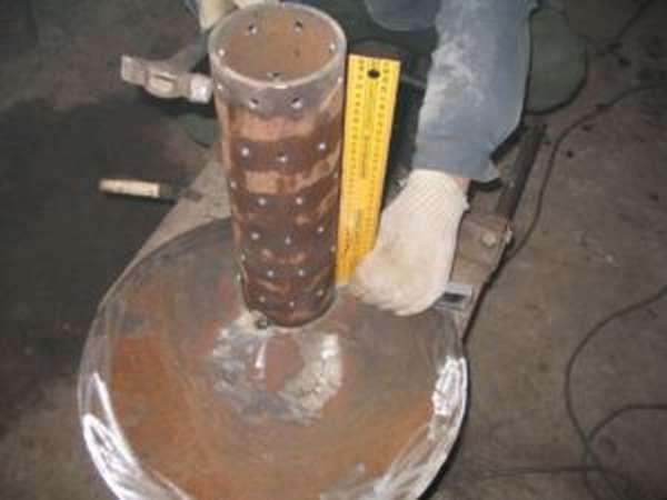 Как изготовить масляную печку в гараж своими руками?