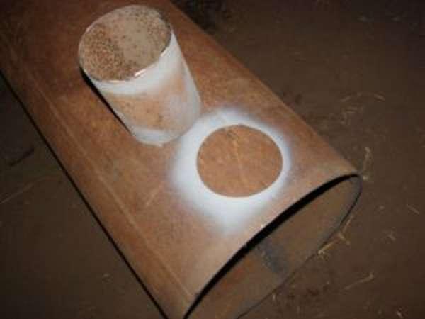Принцип работы и изготовление чудо-печи на дровах своими руками