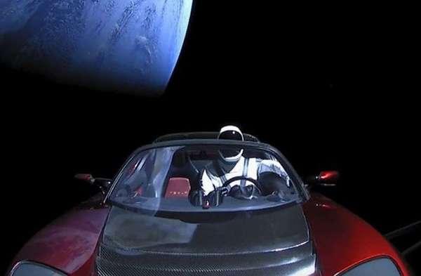 Не знаете, зачем Маск отправил ракету на Марс? Глупая затея миллиардера или поиск участка для строительства новой виллы?