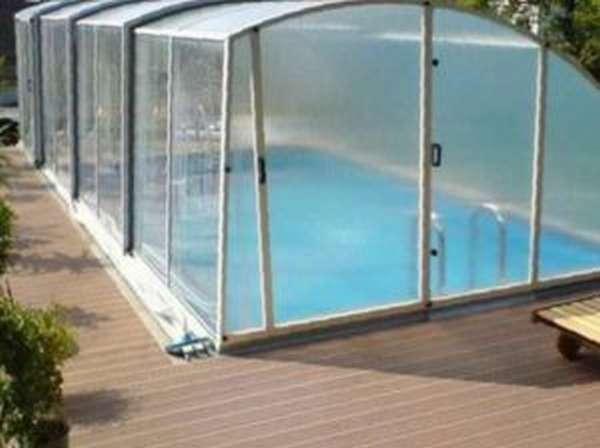 Дачный вариант бассейна