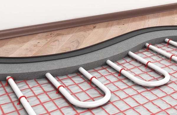 Как правильно выбрать трубы для отопления в полу под стяжку: обзор всех видов + монтаж своими руками