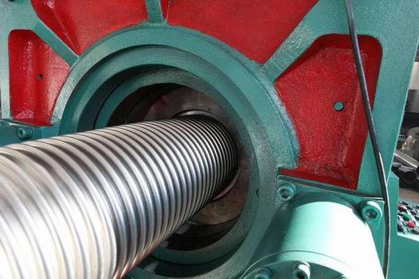 Надежная металлическая конструкция для агрессивной среды