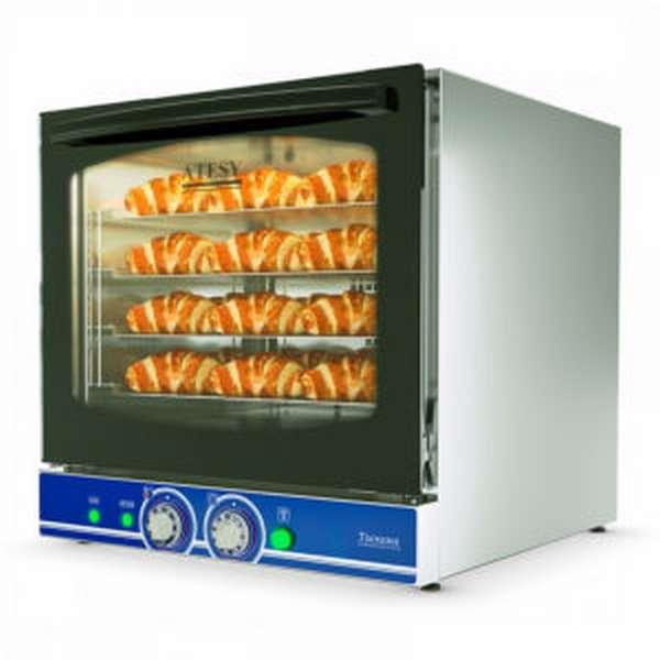 Как выбрать конвекционную печь для выпечки хлеба и других изделий?
