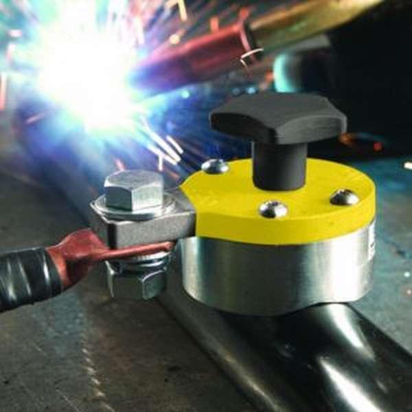 Как сделать магнитную массу для сварочного аппарата в домашних условиях?