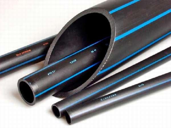 Разнообразие труб ПНД по диаметру
