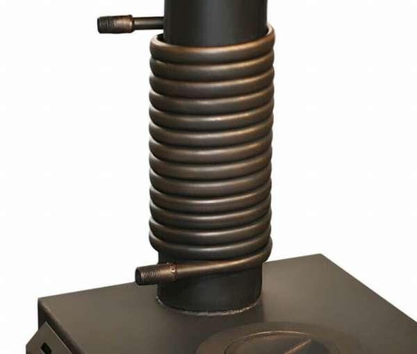 Кому и зачем нужен теплообменник на трубе дымохода: обзор вариантов конструкций + инструкция по сборке и установке