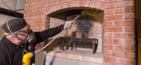 Как почистить дымоход в печи частного дома самое полное руководство