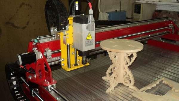 Это оборудование применяют для изготовления сложных деталей и крупных партий одинаковых изделий