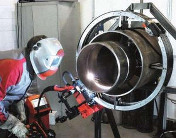 Технология сварки труб ручной дуговой сваркой