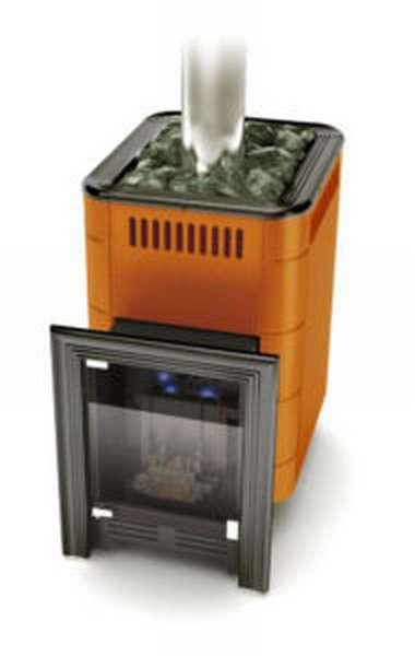 Как выбрать газовую печь для сауны?
