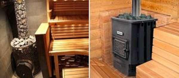 Печь для бани на дровах как правильно выбрать и стоит ли покупать?