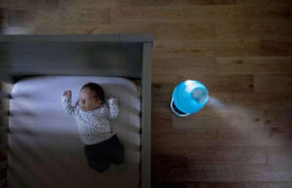 Увлажнитель воздуха для новорожденных