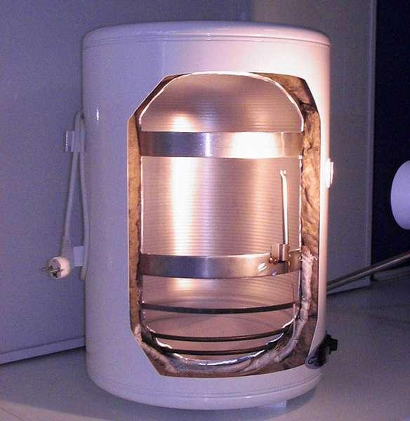 Применение бака для нагрева воды из нержавеющей стали обеспечивает много преимуществ