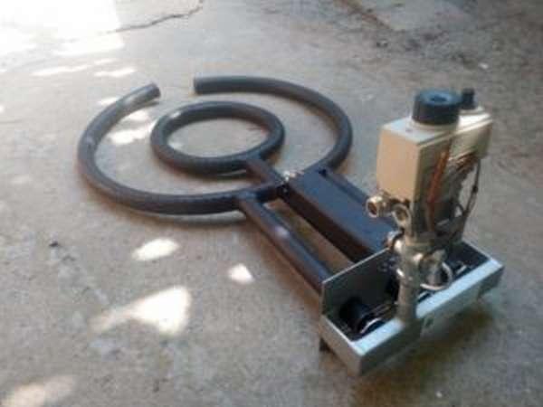 Газовая горелка для тандыра купить или сделать самостоятельно?