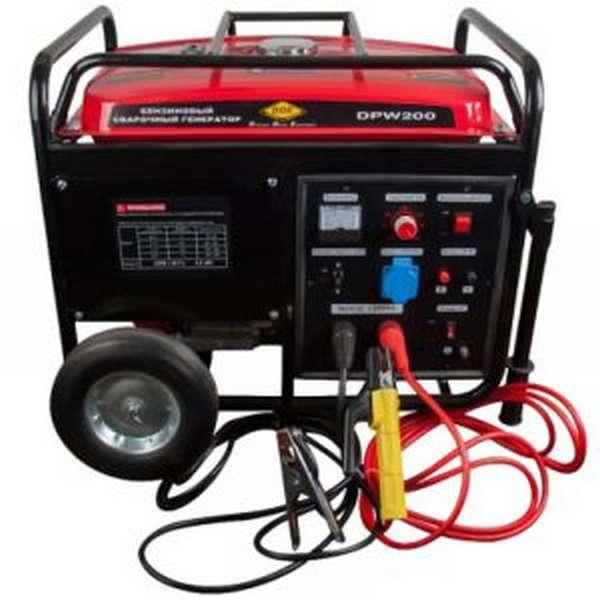 Как объединить сварку и генератор для в одном сварочном устройстве?