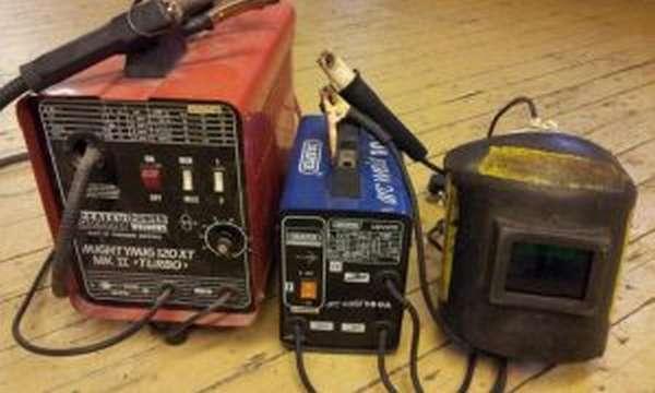 Какие сварочные аппараты подходят для сварки дома или на даче?
