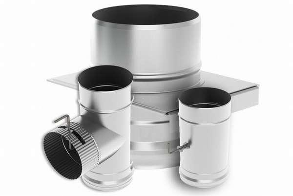 Что такое шибер, зачем он нужен и как выбрать и установить правильную заслонку для дымохода?