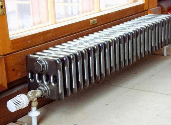 Такой радиатор впишется в любой интерьер
