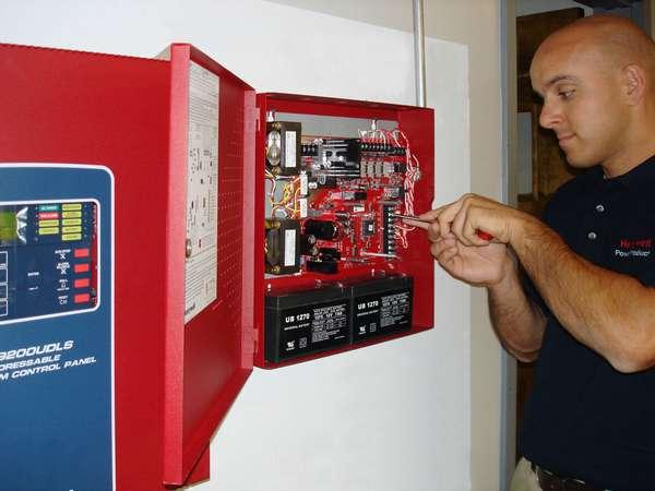 правила установки пожарной сигнализации