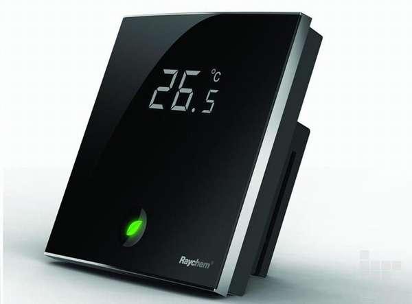 Термостат электронный с сенсорным управлением