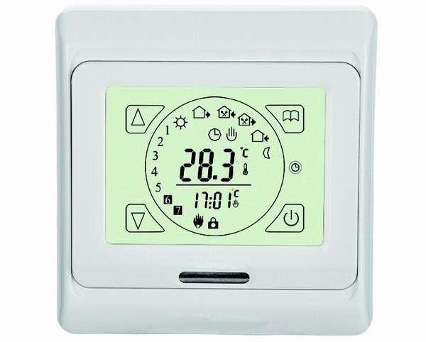 Терморегуляторы с датчиком температуры воздуха