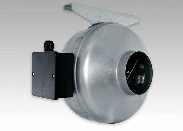 Центробежные канальные вентиляторы обладают большей производительностью