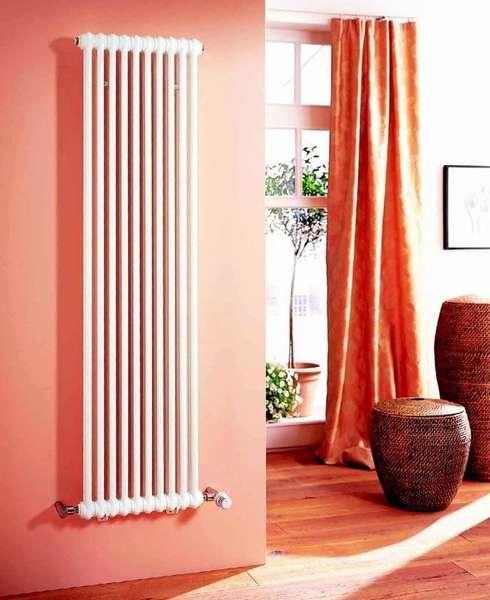 Биметаллические радиаторы могут быть и такими