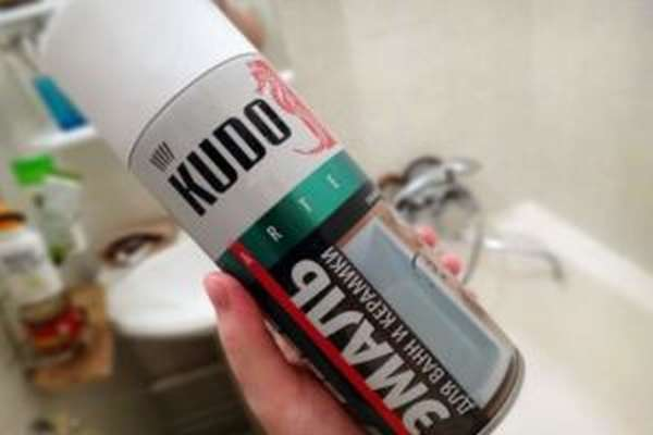 Эмаль фирмы Кудо