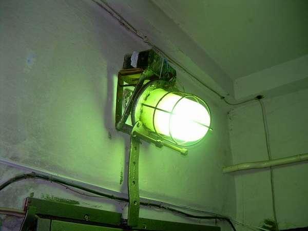 При необходимости можно установить светильник в антивандальном исполнении