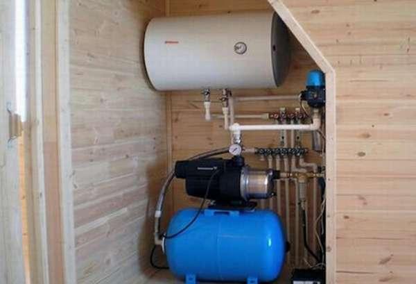 Гидробаки для автономной системы водоснабжения