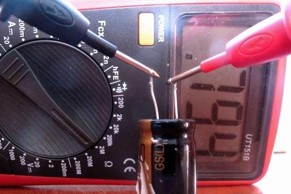 Правильное измерение прибором