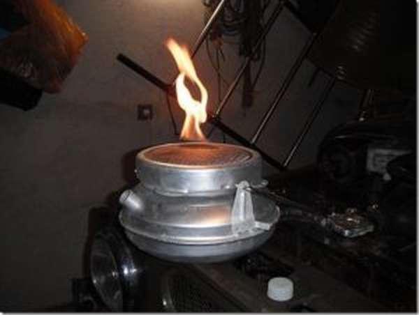 Как выбрать каталитическую печь в поход?