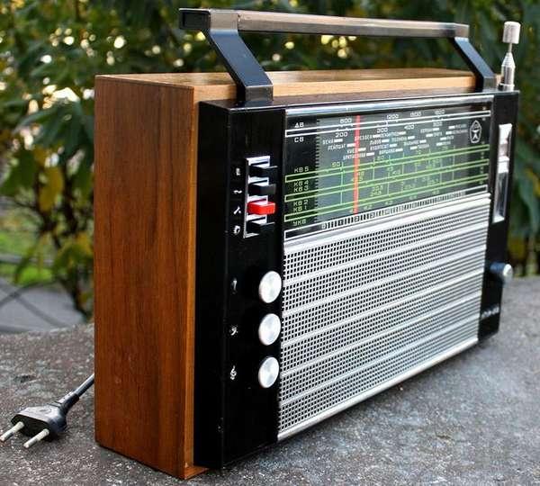 Этот радиоприёмник способен качественно выполнять свои функции