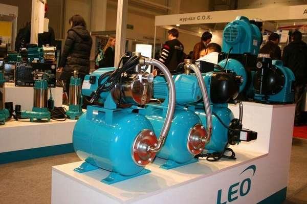 Производители предлагают агрегаты различной мощности