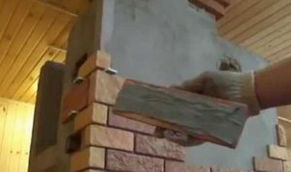 Облицовка печи керамической плиткой пошаговая инструкция