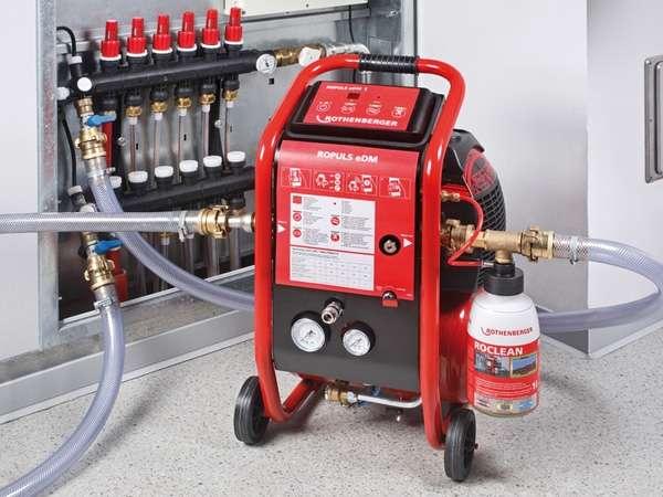 Специальное дополнительное оборудование гидродинамической очистки