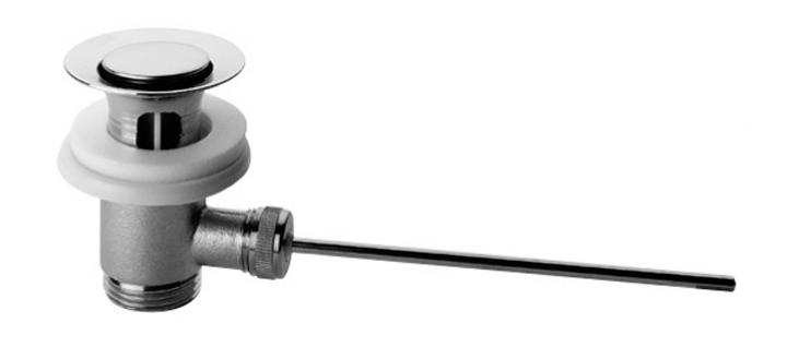 Автоматический донный клапан (монтаж)
