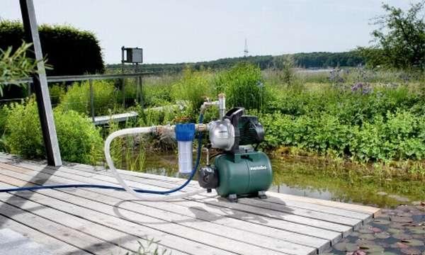 Насосная станция очень важна для автономной системы водоснабжения