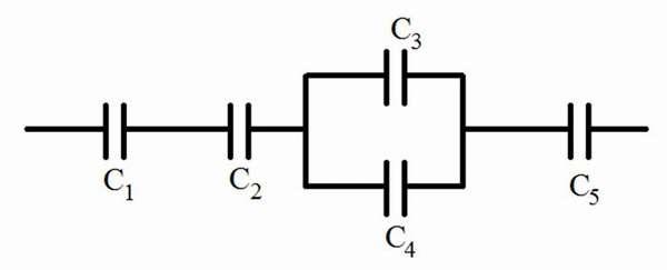 Параллельное и последовательное соединение конденсаторов: способы, правила, формулы