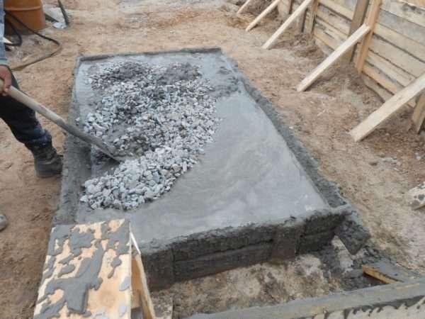 Как замесить бетон своими руками: технология замеса, соблюдение пропорций