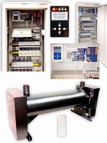 Кроме котлов «САВИТР» предлагает поставки управляющей автоматики в соответствии с параметрами определенных технических заданий