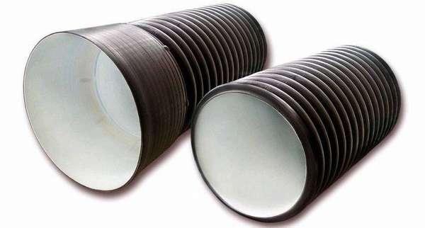 Гофротрубы для кабеля с раструбом