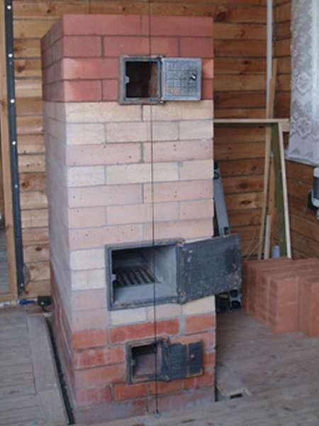 Печь на угле и дровах сделать своими руками или купить заводскую модель?