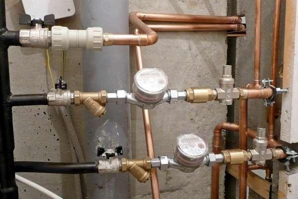 Плюсы и минусы медных труб для водопровода + пошаговая инструкция по самостоятельному монтажу системы