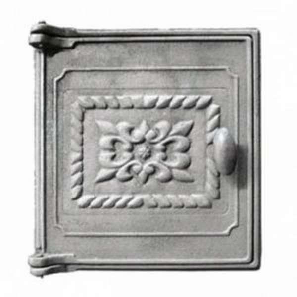 Характеристики чугунных дверц для печей