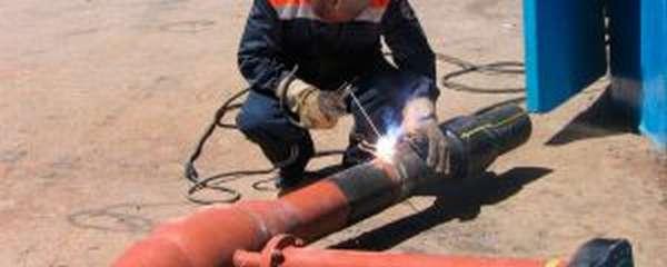 Технологические особенности и нормы электросварки труб
