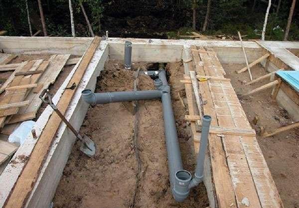 Как сделать канализацию в частном доме по инструкции