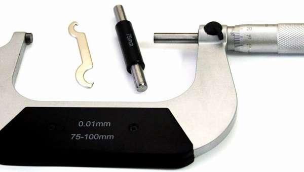 Микрометр гладкий BMI