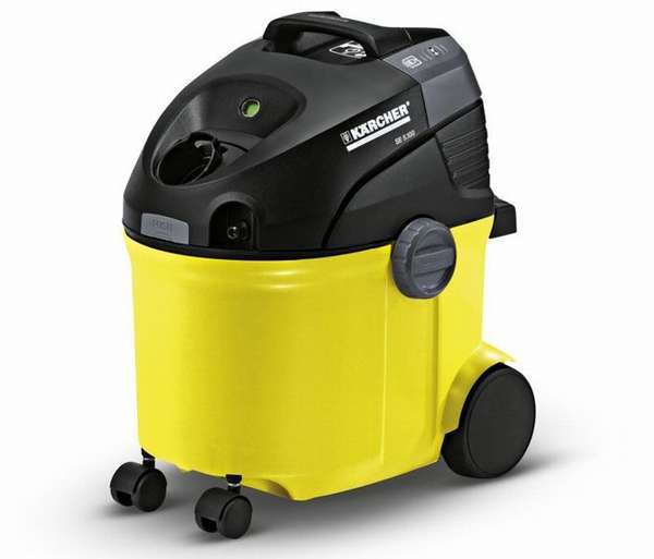 Уборка с удовольствием: моющий пылесос для дома «Кёрхер»